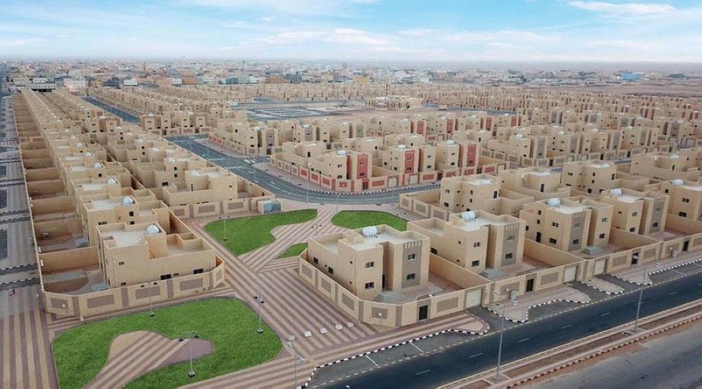 3.5 مليون م2 إجمالي مساحدة الوحدات السكنية للمشاريع الـ11.