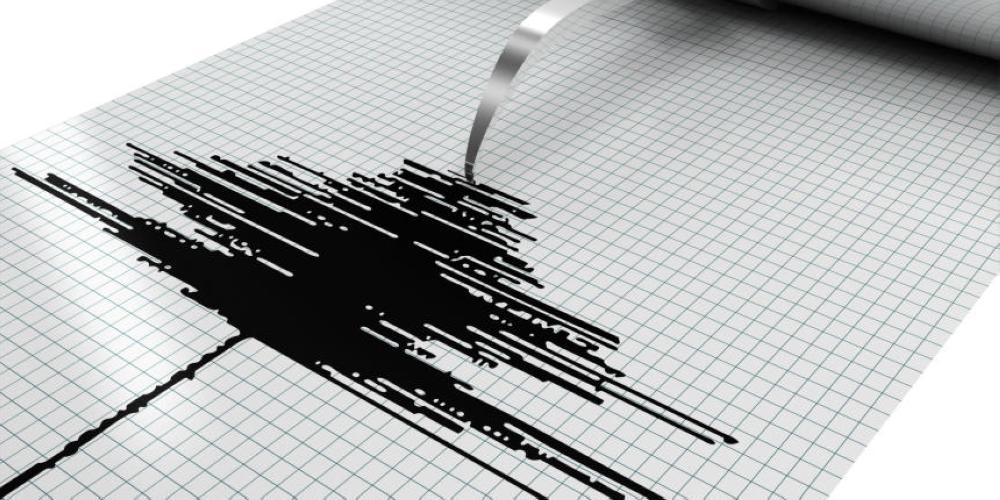 جهاز لقياس الزلازل