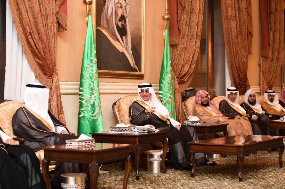 فهد بن سلطان يؤكد جاهزية مدينة الحجاج بمنفذ حالة عمار لاستقبال الحجاج