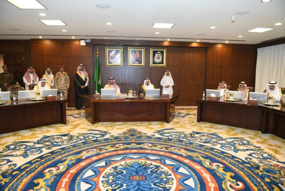 الأمير فيصل بن خالد يرأس الاجتماع الأول لهيئة تطوير منطقة عسير