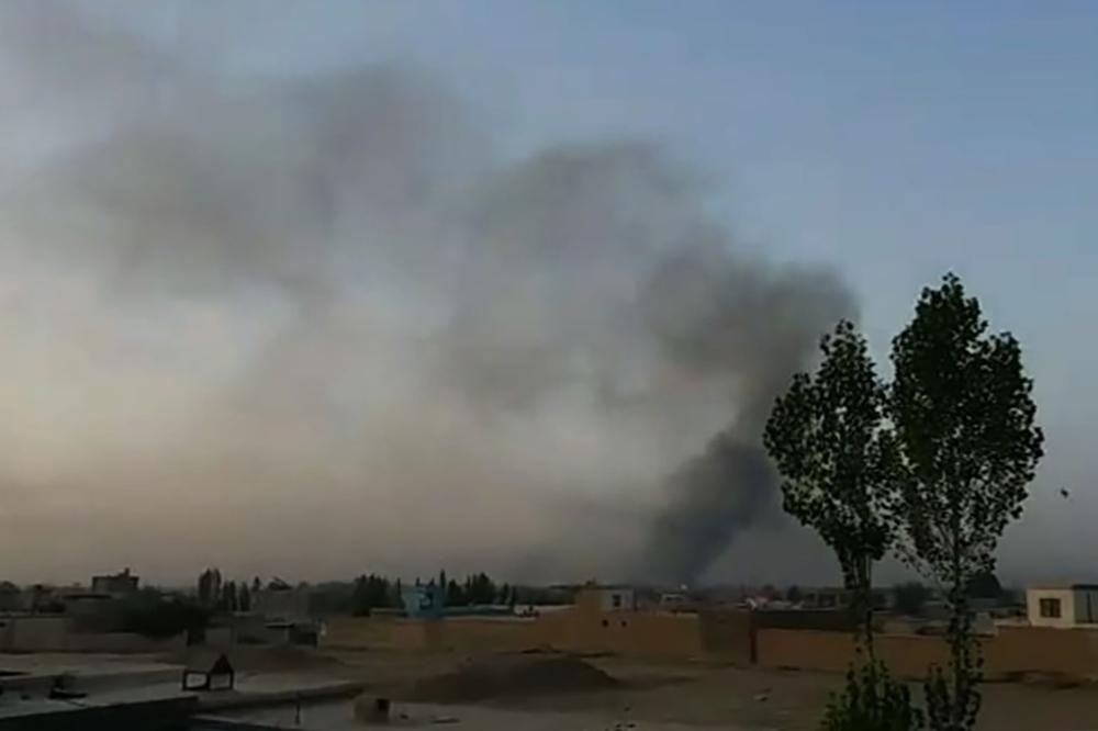 أفغانستان: طالبان تدخل مدينة غزنة وغارات أمريكية تقصف المهاجمين