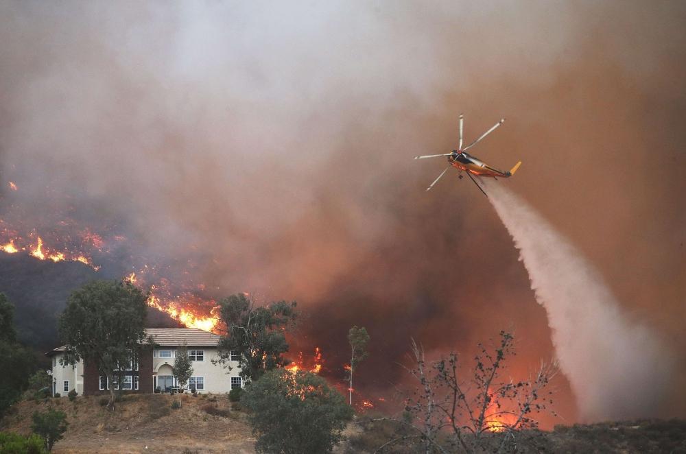 حرائق إسبانيا والبرتغال «مستقرة» ومقتل رجل إطفاء في كاليفورنيا