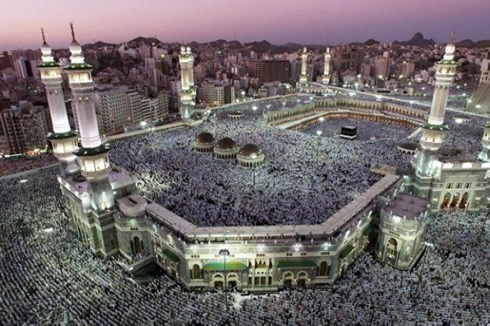 """More than 1.3 million pilgrims are expected to arrive in Saudi Arabia for this year's Hajj season, and more than 200,000 """"domestic pilgrims""""."""