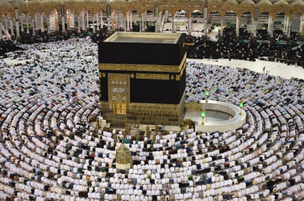 «ضيوف خادم الحرمين».. 20 عاماً تتوج باستضافة أكثر من 22 ألف حاج من فلسطين ومصر