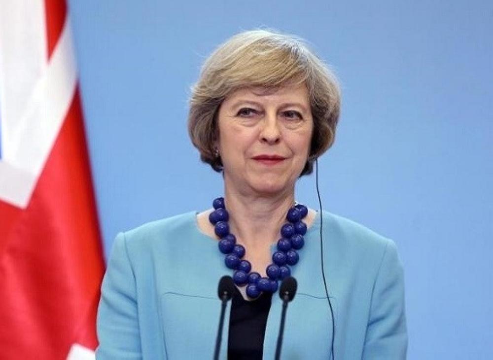 رئيسة الوزراء البريطانية تهنئ المسلمين بمناسبة العيد