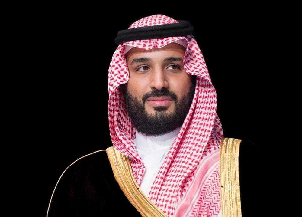 ولي العهد يتلقى تهنئة العيد من وليي عهد الكويت والأردن