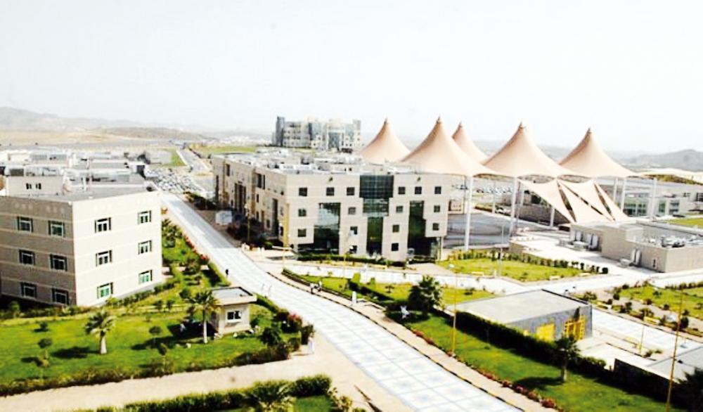 جامعة الملك خالد في أبها. (تصوير: يحيى الفيفي)