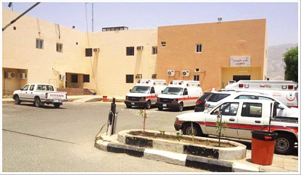 المستشفى العام بالعارضة.