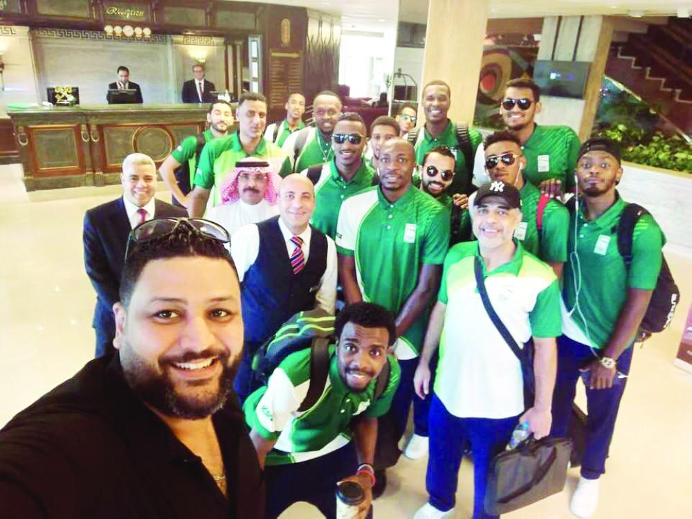 أخضر السلة يواجه فلسطين.. والمسعد لـ«اللاعبين»: لا تساهل مع المنتخبات