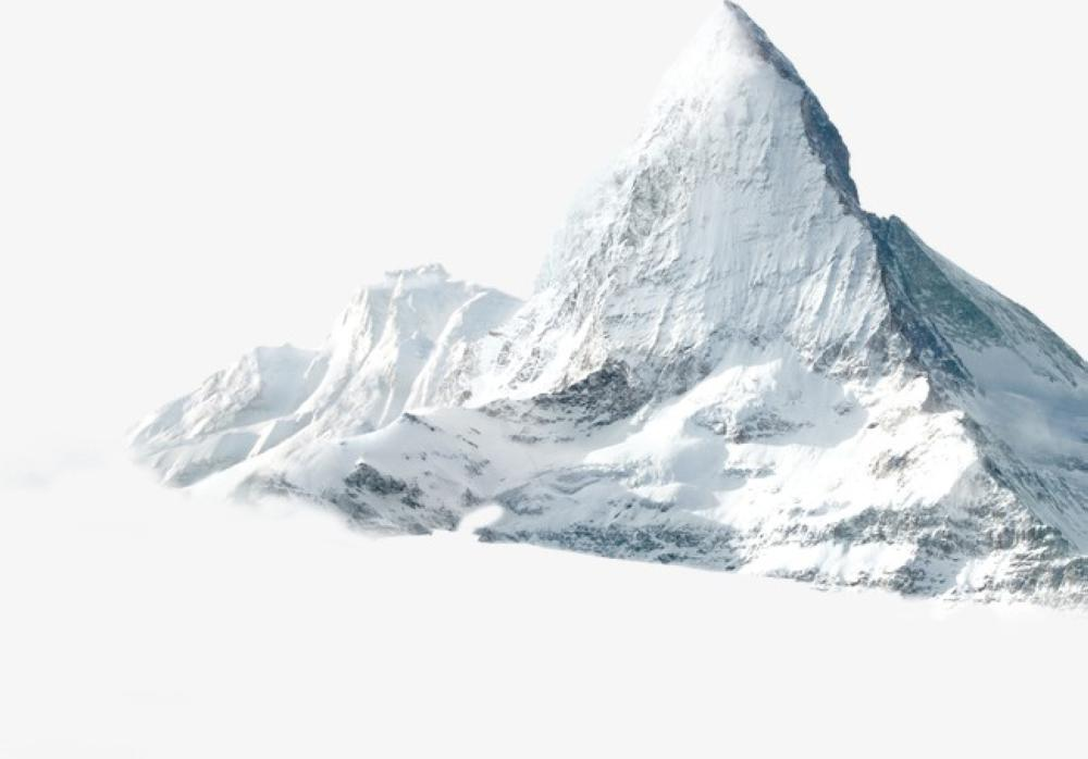 جبال جليدية في إمارة دبي