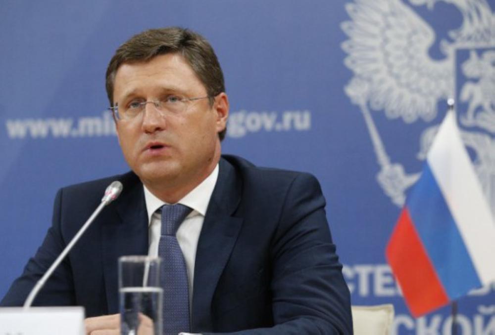 نوفاك: التعاون الروسي مع أمريكا في مجال الطاقة «مهم»