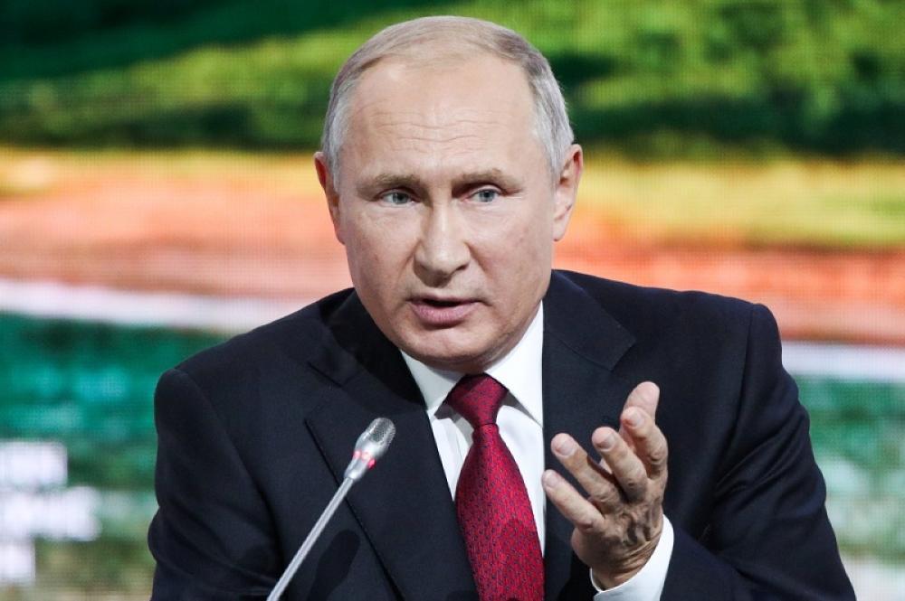 بوتين: علينا تنويع العملات في تجارتنا الدولية.. وعدم الاقتصار على الدولار