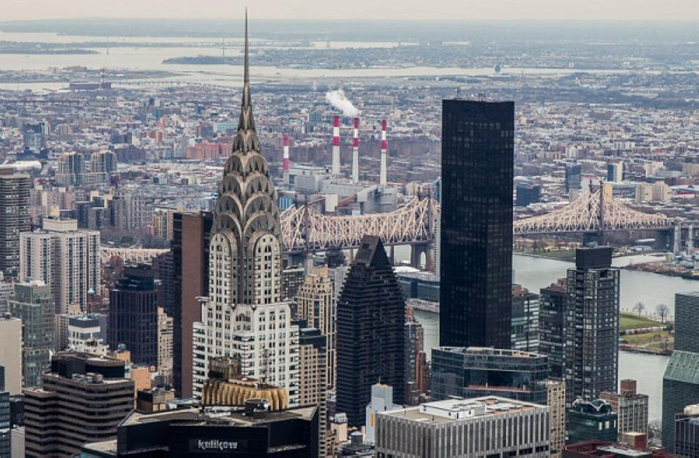 نيويورك تتخطى لندن كأكثر مركز مالي جذاب في العالم