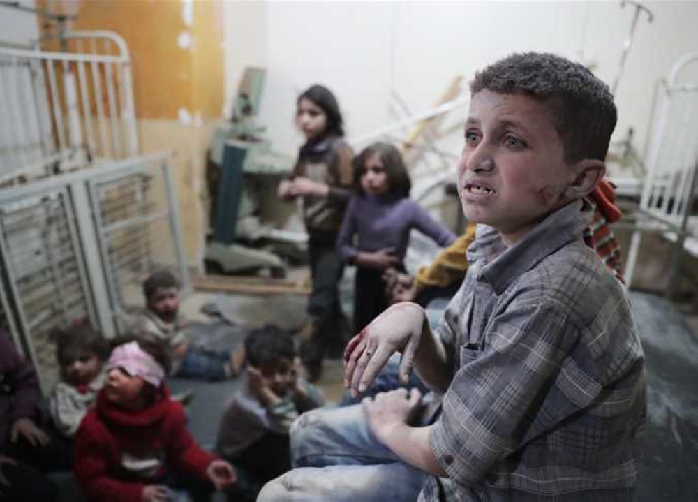 حذرت من حمام دم جديد.. الأمم المتحدة تتهم نظام الأسد باستخدام الكيماوي في الغوطة وإدلب