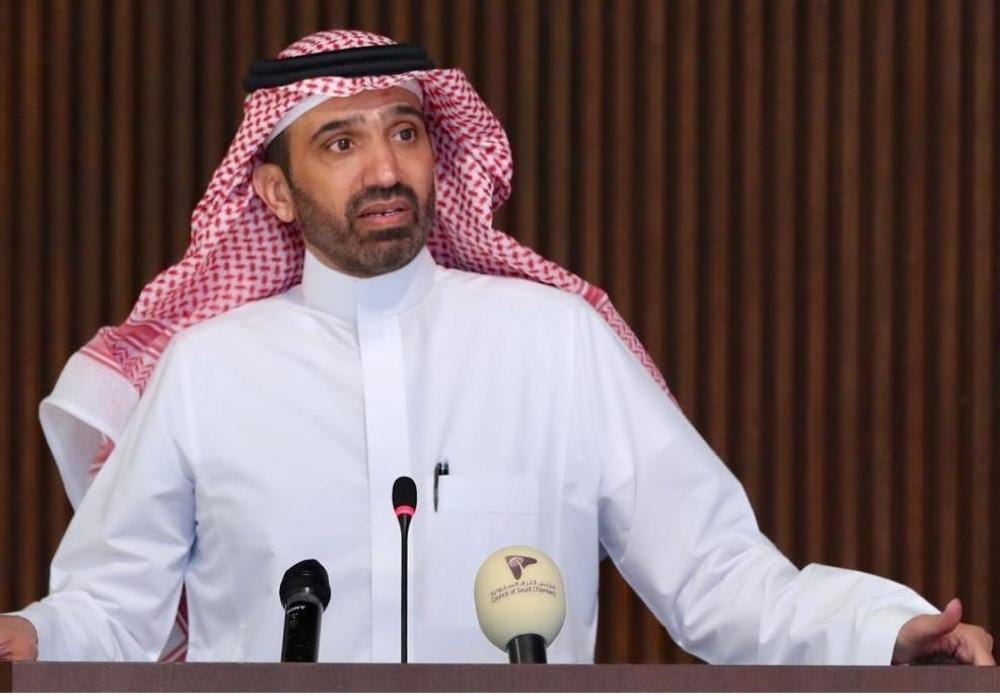 وزير العمل: حريصون على تفعيل الشراكة الحقي قية مع القطاع الخاص