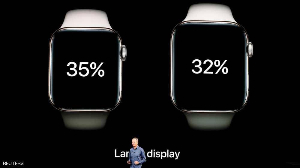 آبل تكشف عن ساعتها الجديدة «ووتش 4»