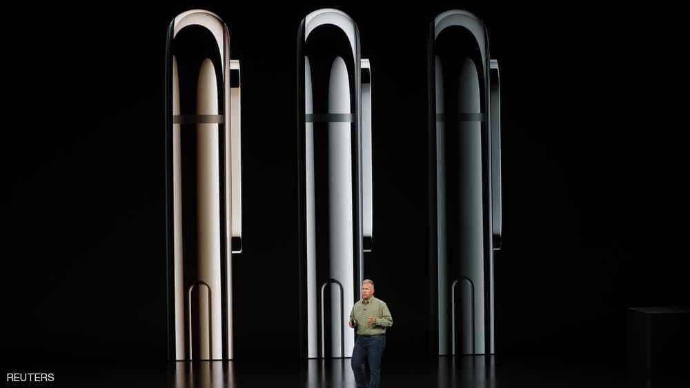 «آبل» تكشف عن هاتفي «آيفون xs» و«آيفون XS MAX»