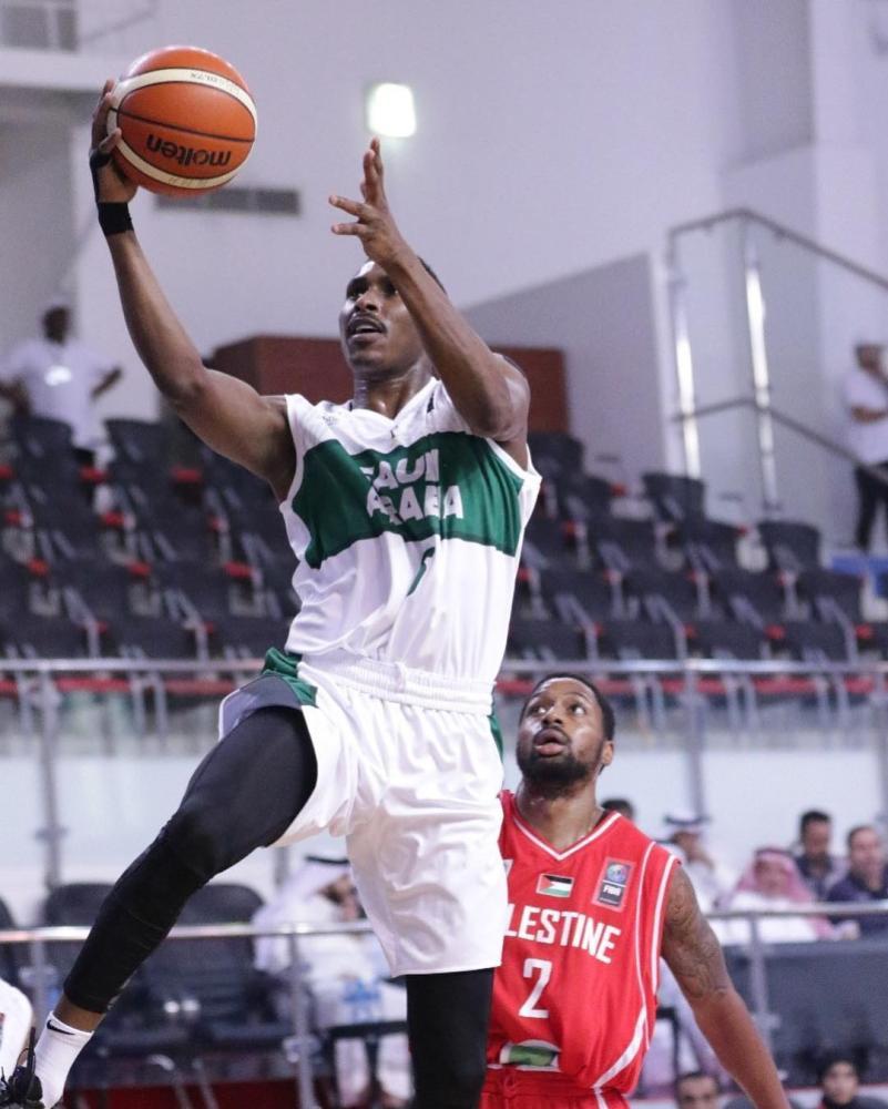 أخضر السلة يكسب فلسطين في افتتاح تصفيات آسيا