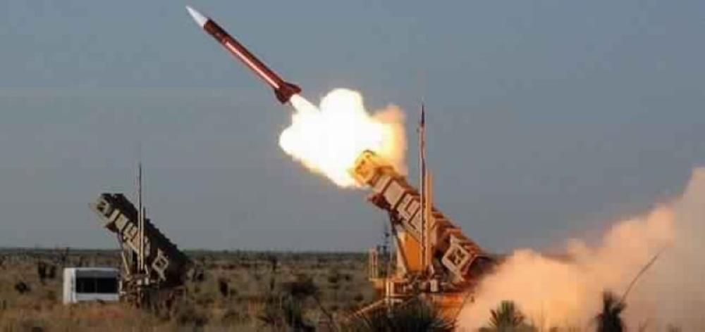 اعتراض صاروخ باليستي أطلقته الميليشيات الحوثية باتجاه نجران