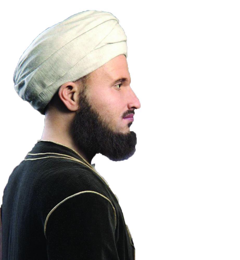 البهلاني بريشة الفنان محمود صلاح.