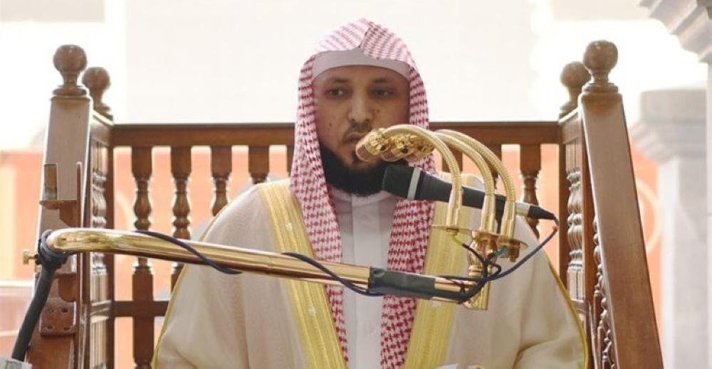 خطيب المسجد الحرام: احترام الأشهر الحرم أمر متوارَث في الجاهلية فحري بالمسلم تعظيمها