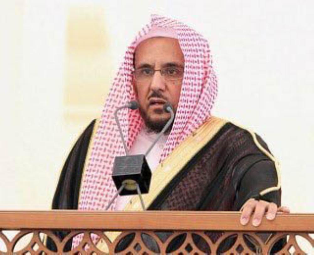 خطيب المسجد النبوي: مراقبةاللهتنشئمجتمعاًنقياً خالياًمنالجرائميتحلىأبناؤهبكلفضيلة