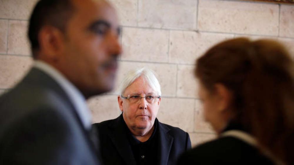 غريفيث يبحث مع وفد ميليشيا الحوثي الانصياع لمفاوضات سلام جديدة