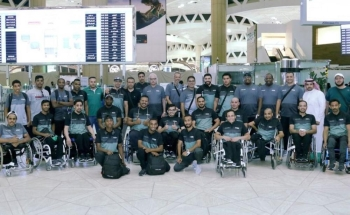 Saudi Arabian Paralympic Teams including Athletics, Weightlifting, Wheelchair Basketball players have conducted the final stage of preparations for participating in 2018 Asian Para Games to be held in Jakarta, this step came after arriving in Kuala Lumpur on Thursday to hold 17-day preparations before heading for Indonesia early October.