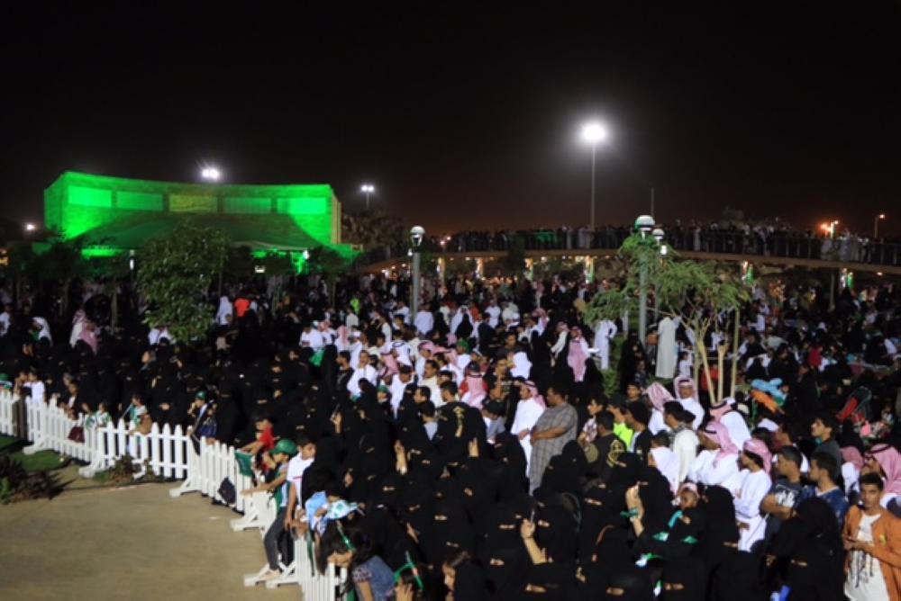 «أمانة الطائف» تنظم احتفالات اليوم الوطني في 3 متنزهات