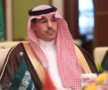 وزير الإعلام عواد العواد