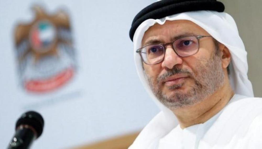 قرقاش: من الضروري إشراك دول الخليج في مفاوضات مقترحة مع طهران