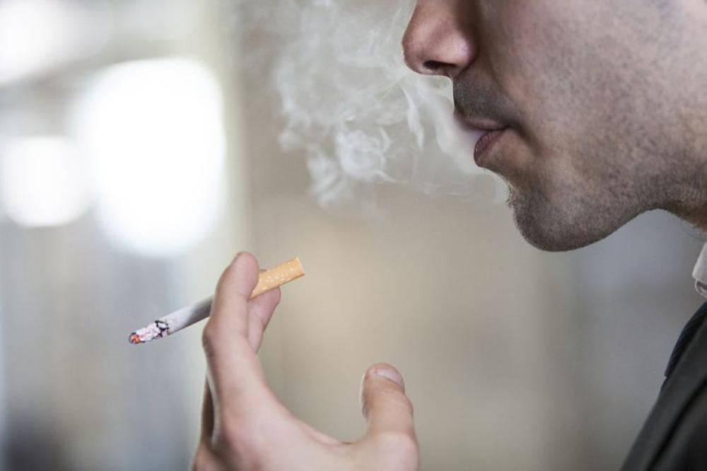 تدخين السجائر يهدد البصر
