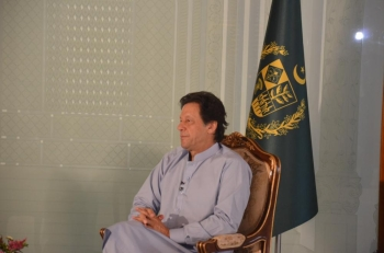 شدد عمران خان على عمق العلاقة السعودية الباكستانية.