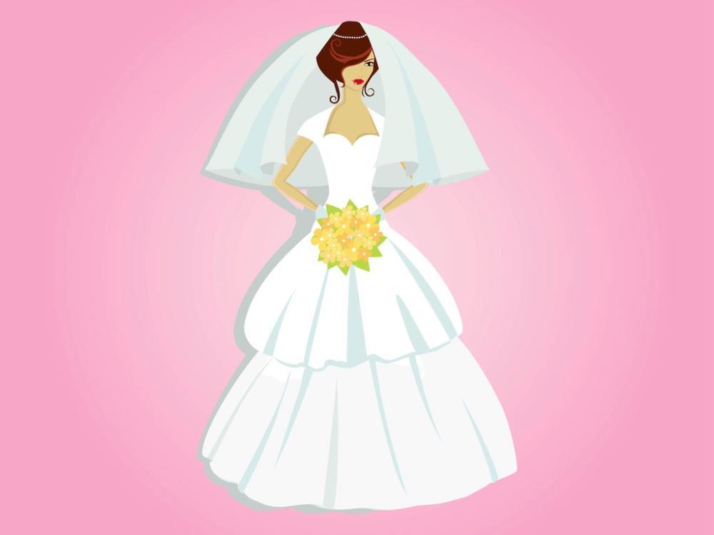 عروس تمنع المكياج والحضور بلا هدية