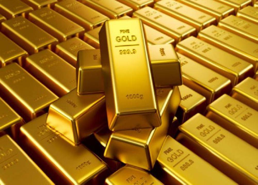 الذهب مستقر مع صعود الدولار بعد وقف الصين محادثات التجارة 998869.jpg