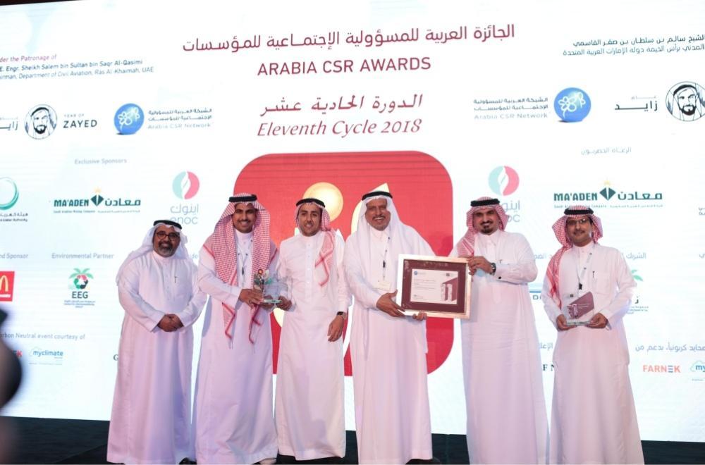 «معادن» الأولى عربياً في الشراكات والتعاون بمشاريع التنمية المستدامة