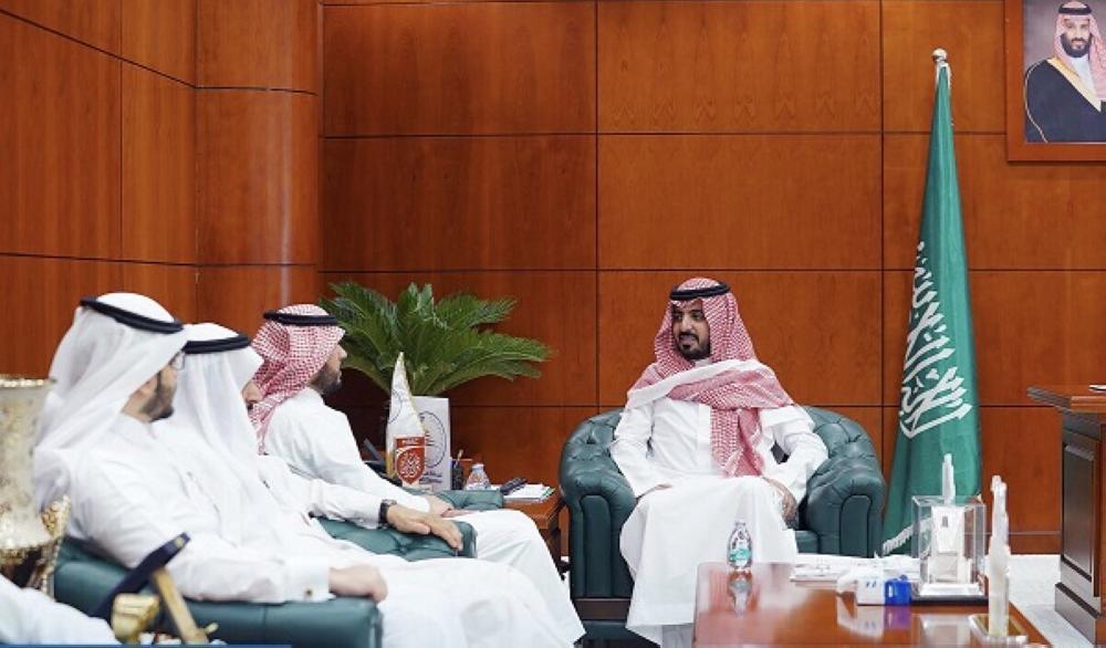 مسودة شراكة بين «غرفة حائل» والجامعة العربية المفتوحة