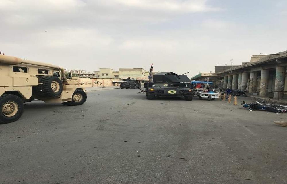 مقتل شخص وإصابة 4 بانفجار عبوة ناسفة في كركوك