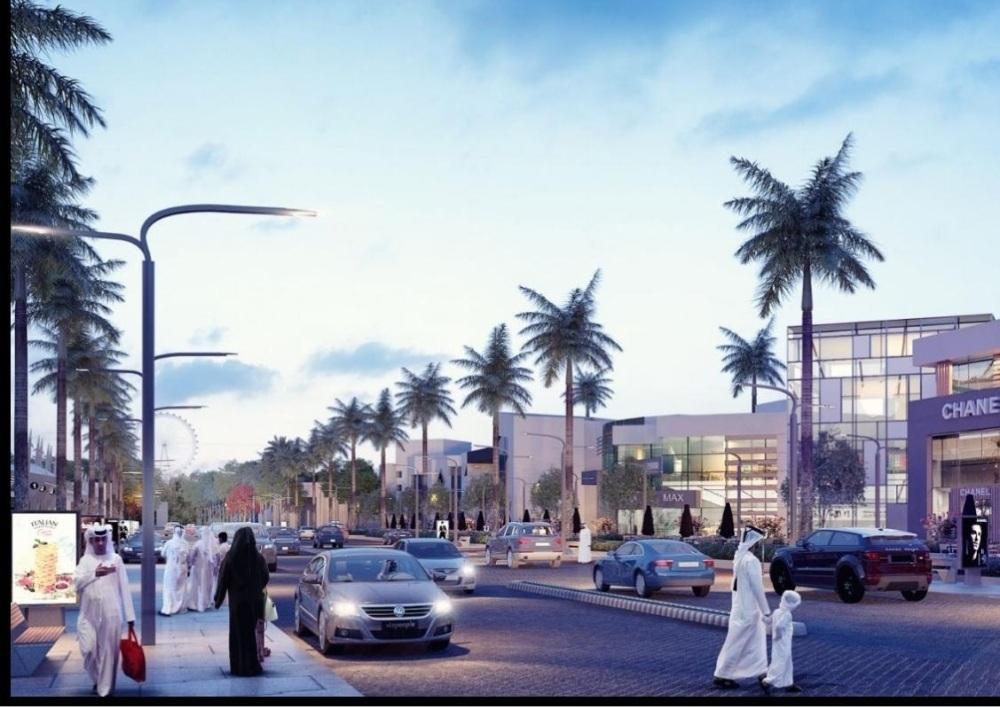مشروع إسكان «مدينة الورود» بالطائف يجسد رؤية القيادة الطموحة 2030