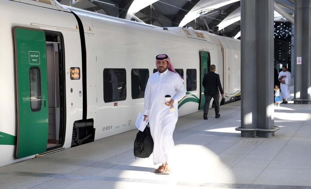 انطلاق رحلات قطار الحرمين السريع والحجز عبر الموقع