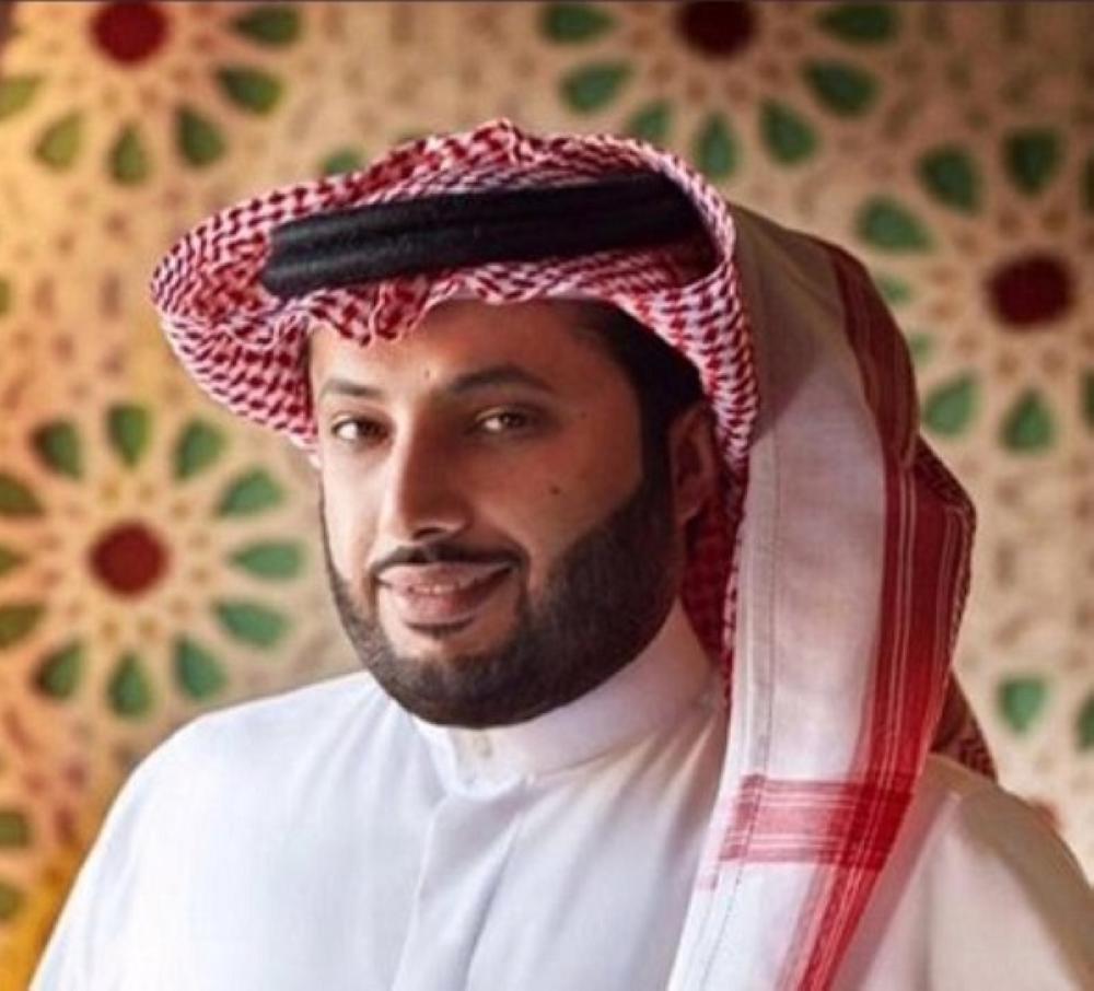 تركي آل الشيخ: الحمدان موهبة أراهن عليها.. وآمل إعطاءه الفرصة لتمثيل الأخضر