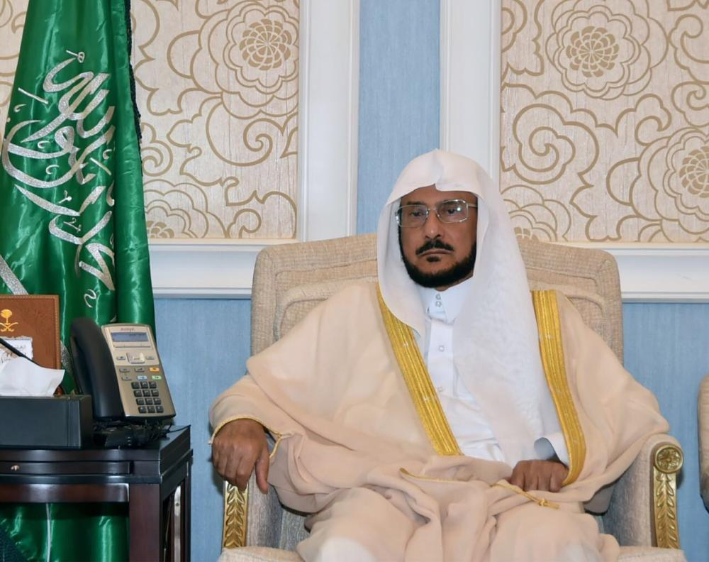 وزير الشؤون الإسلامية: توظيف المرأة قريباً.. والبداية في 3 مدن