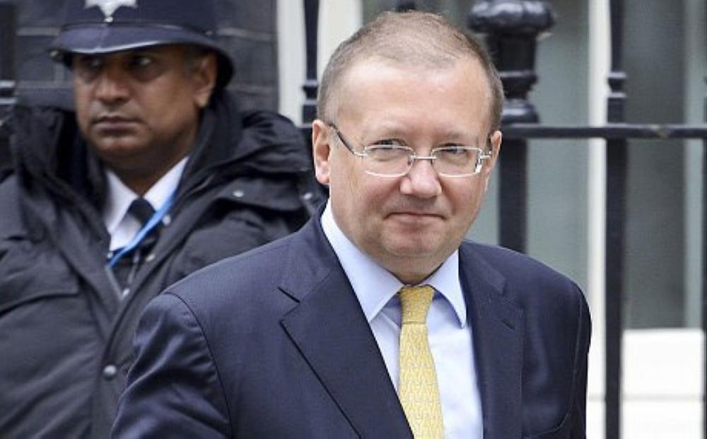 سفير روسيا في لندن: علاقاتنا مع بريطانيا عند أدنى مستوياتها