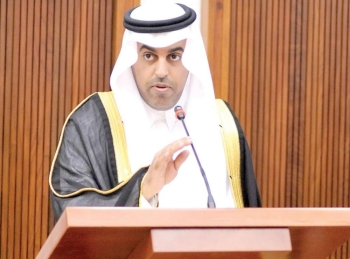 Speaker of the Arab Parliament Dr. Meshaal Al-Salami will participate in the 139th session of the Inter-Parliamentary Union, from 14 to 18 October in Geneva, Switzerland.