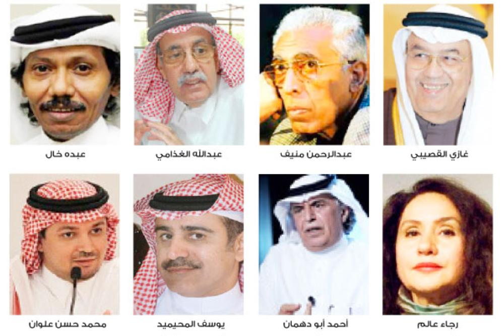أدباء سعوديون يزحزحون «المركزية الروائية» شرقا