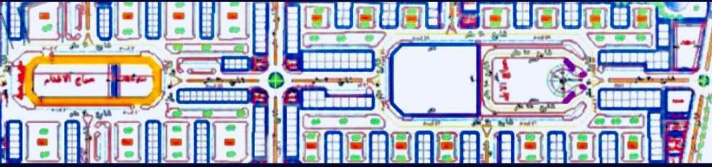 مخطط مدينة الأنعام