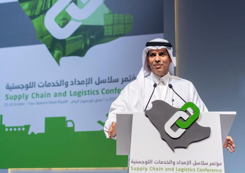 وزير النقل: توقعات ببلوغ حجم قطاع الخدمات اللوجستية في المملكة 70 ملياراً 1022550.jpeg