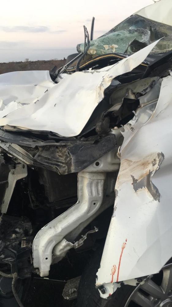 إصابة 4 معلمات بحادث مروري شمال الطائف