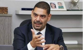 مستشار وزير التجارة والصناعة للمشروعات الصغيرة والمتوسطة حسام فريد