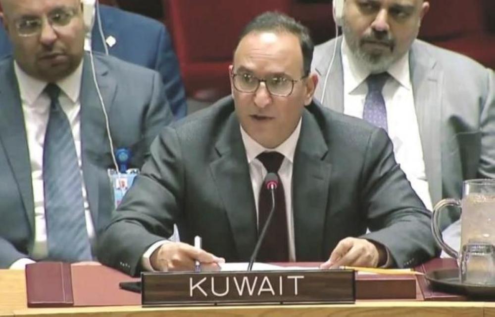 الكويت تدين مصادقة الحكومة الإسرائيلية على قرار بناء حي استيطاني في الخليل